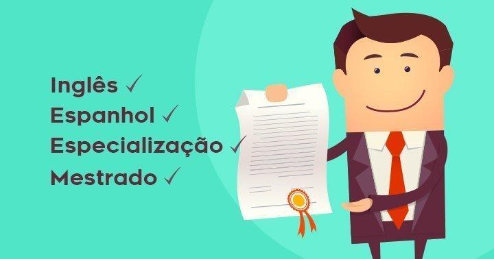 Pós e curso de línguas ajudam no concurso público Capa