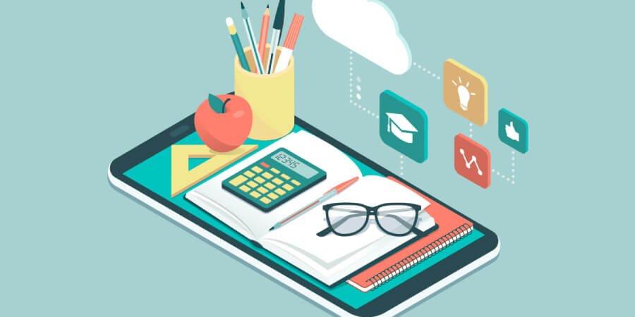 aplicativos para organizar estudo