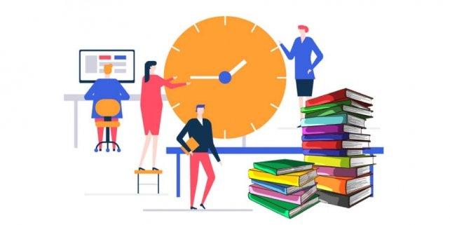 Como organizar o tempo de estudo