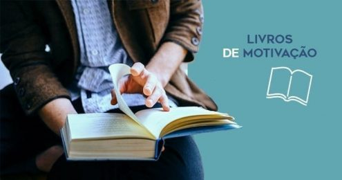 12 livros que você deve ler para se motivar