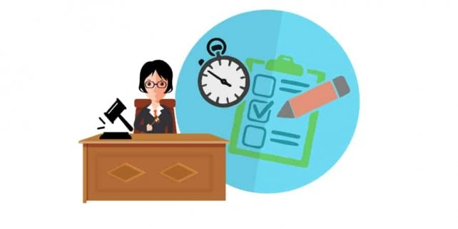 Cronograma de estudo para magistratura