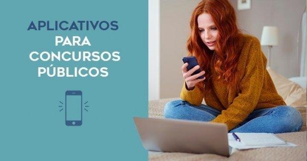 Aplicativos para estudar para concursos públicos - 6 apps para otimizar seu tempo