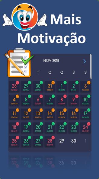 Mais motivação Sidebar Blog